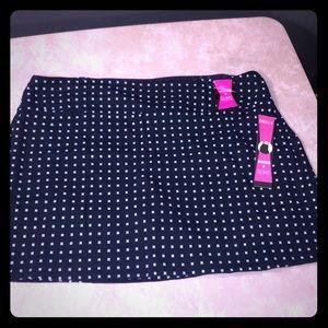 NEW Women's TeezHer Skort Size 3X $48 Retail